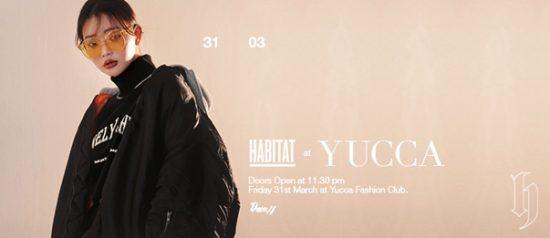 Habitat a Yucca Fashion Club di Rescaldina