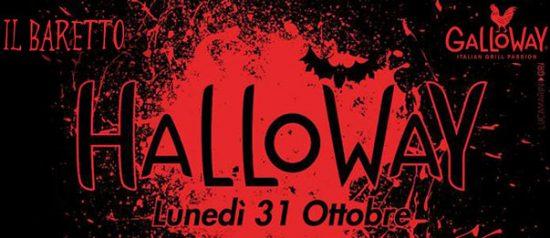 Halloway al Galloway Fano