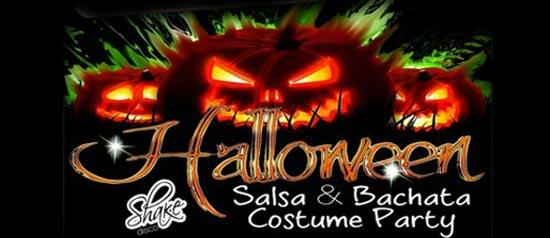 Halloween Party Latino al DiscoShake di Arezzo
