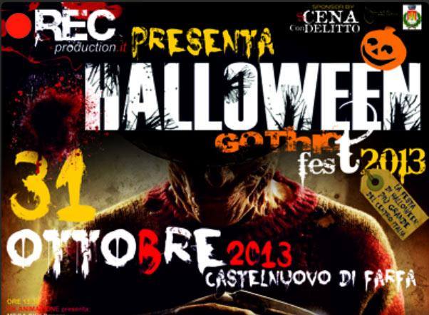 Halloween Gothic Fest  a Castelnuovo Di Farfa