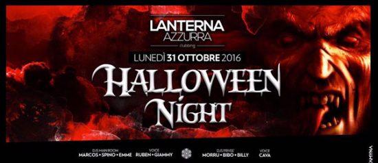 Halloween Horror Night Lanterna Azzurra di Corinaldo