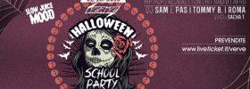 biglietti per Halloween School Party al Verve di Calcinelli