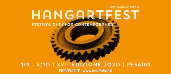 HangartFest Festival di Danza Contemporanea XVII edizione a Pesaro