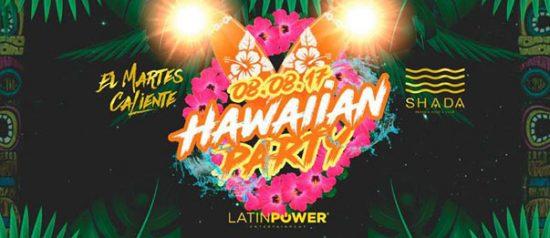 El Martes Caliente - Hawaiian party allo Shada Beach Club a Civitanova Marche