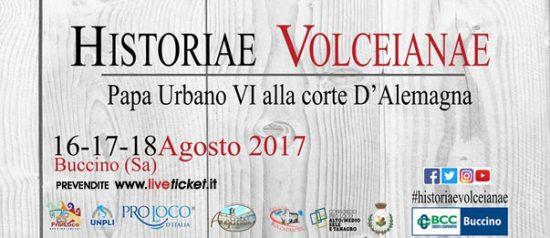 Historiae Volceianae: Papa Urbano VI alla corte D'Alemagna a Buccino