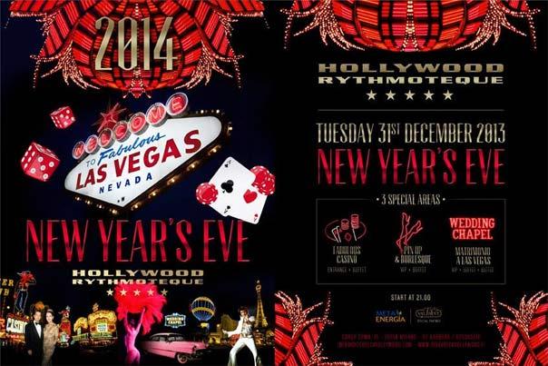 Fabolous Las Vegas celebrate the New Year Hollywood Milano