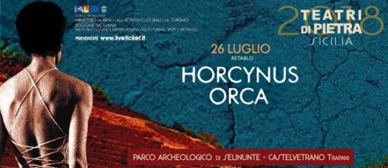 Horcynus orca al Parco Archeologico di Selinunte a Castelvetrano