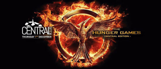 Hunger Games al Central Club a Forlì