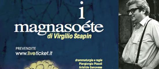 I Magnasoéte a Villa Cordellina di Montecchio Maggiore