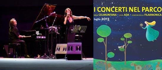 """""""Tropico Mediterraneo"""" I Concerti nel Parco a Roma"""