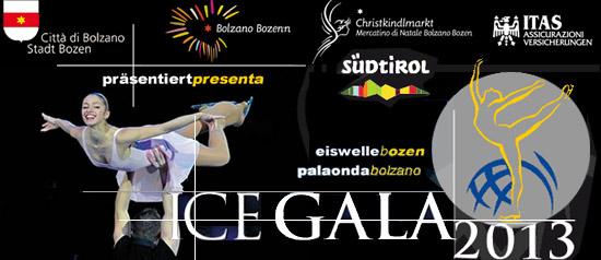 Ice Gala 2013 a Bolzano