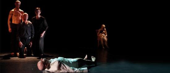 Identità Pellegrinaggio all'amore al Teatro TaTà di Taranto