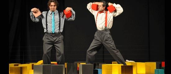 Pandemonium Teatro -  Il cubo magico