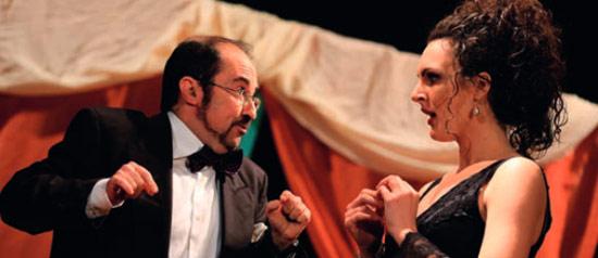 """""""Il penultimo scalino"""" al Teatro Alba Radians di Albano Laziale"""