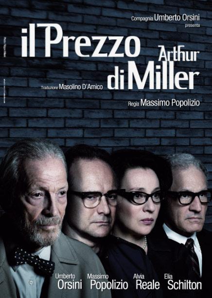 """Umberto Orsini """"Il Prezzo"""" al Teatro Savoia di Campobasso"""