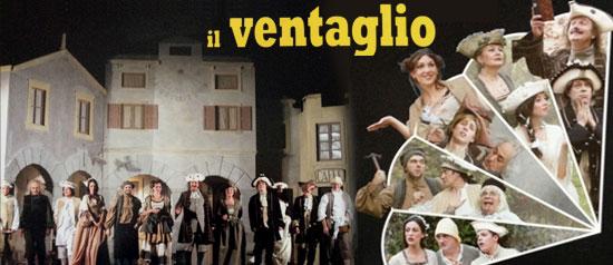 """""""Il ventaglio"""" al Piccolo Teatro di Padova"""