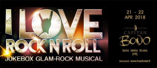 I love Rock 'n' Roll al Teatro Capitan Bovo di Isola della Scala
