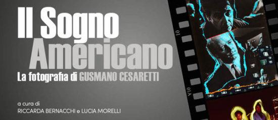 """Gusmano Cesaretti """"Il Sogno Americano"""" alla Fondazione Giuseppe Lazzareschi a Porcari"""