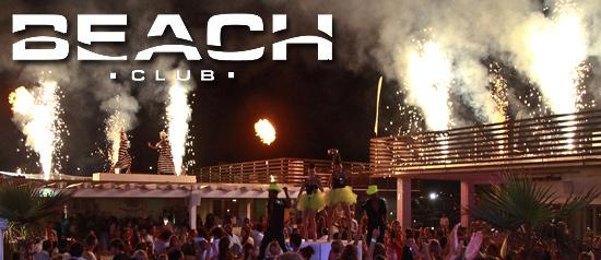 La Domenica – Inaugurazione al Beach Club Versilia