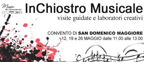 InChiostro Musicale al Convento San Domenico Maggiore di Napoli