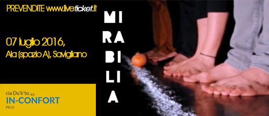 """cia Du'k'to """"In-Confort"""" al Mirabilia Festival 2016 a Savigliano"""