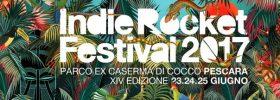 IndieRocket Festival 2017 al Parco Caserma di Cocco a Pescara