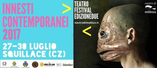 Festival Innesti Contemporanei2017 a Squillace