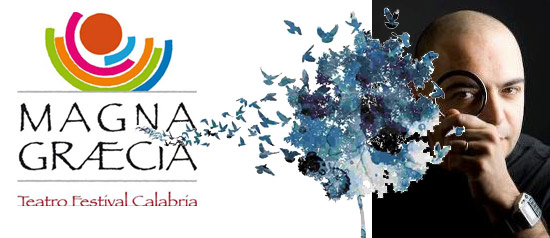 """""""Intraterrae"""" Pier Paolo Polcari al Magna Graecia Teatro Festival"""