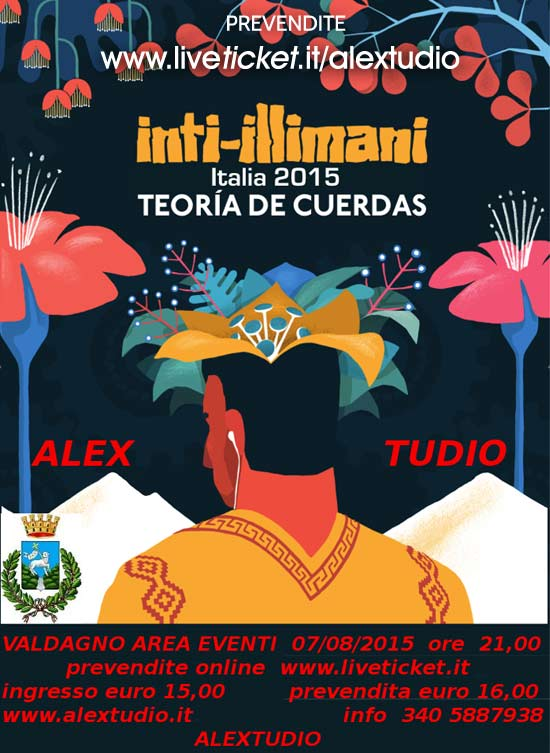 Inti-Illimani all'Area eventi di Valdagno