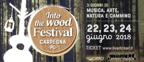 Into the Wood Festival a Cippo Carpegna
