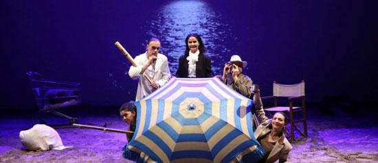 """""""L'isola degli schiavi"""" al Teatro Eutheca di Roma"""