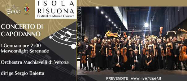 """""""Isola Risuona"""" Concerto di Capodanno al Cinema Teatro Capitan Bovo di Isola della Scala"""
