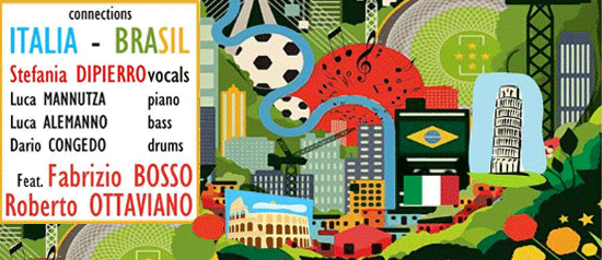 Connections Italia-Brasile a Cassano Murge