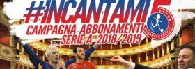 ASD Pesaro Calcio A5 - Campionato serie A Stagione 2018/19
