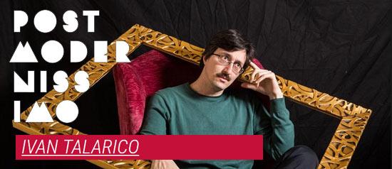 Ivan Talarico in concerto al PostModernissimo di Perugia