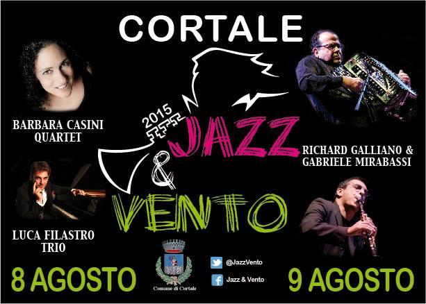 Jazz e Vento a Cortale