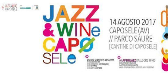 Jazz&Wine all'ombra del Campanile al Parco Saure di Caposele