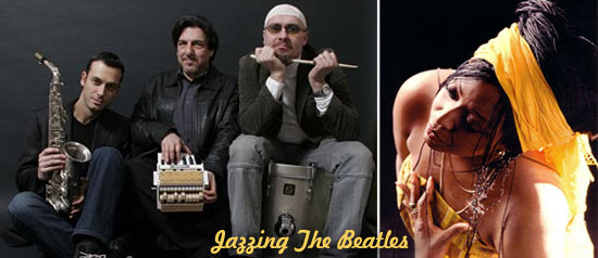 "CorTe inn jazz ""Jazzing The Beatles"" al Teatro CorTe di Coriano"