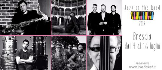 Festival Jazz on the Road a Brescia