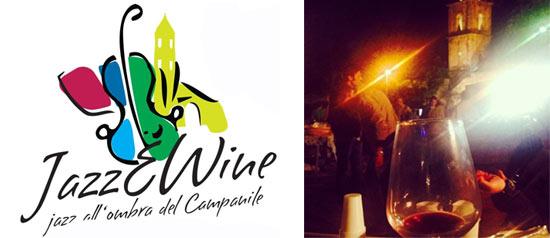 Jazz&Wine all'ombra del Campanile a Caposele
