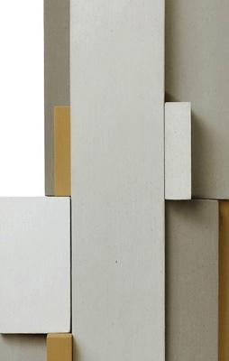 Jean Charasse | Parallélépipèdes alla Galleria Marelia di Bergamo