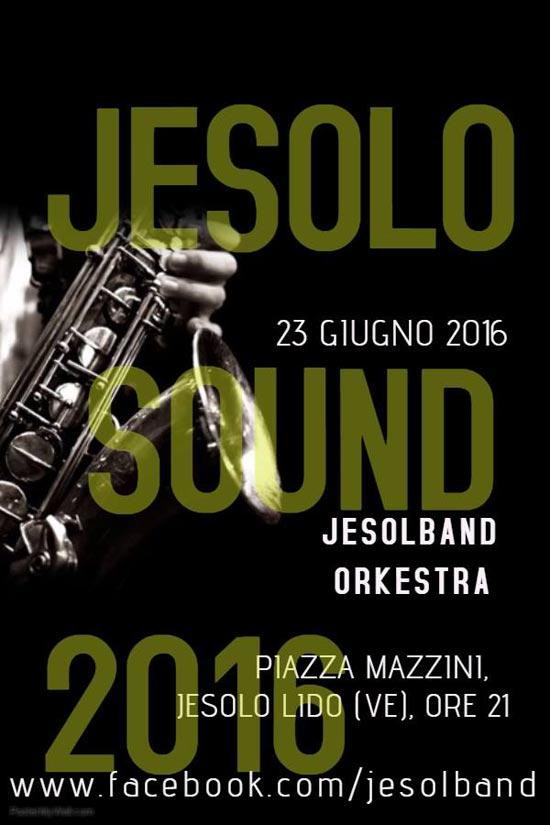 Jesolo Sound 2016 in Piazza Mazzini a Jesolo