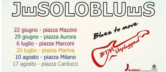 Jesolo Blues 2016 in Piazza Mazzini a Jesolo