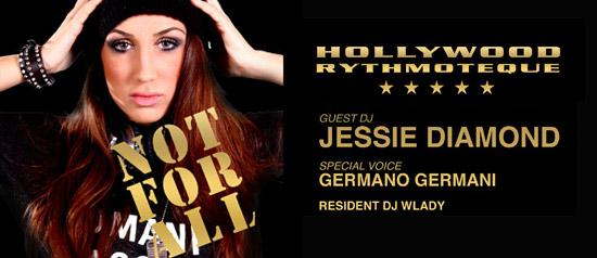 Jessie Diamond Hollywood Milano