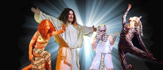Jesus Christ Superstar al Teatro Martinetti di Garlasco