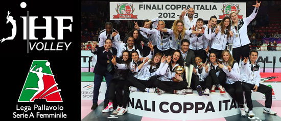 IHF Volley stagione 2013-2014