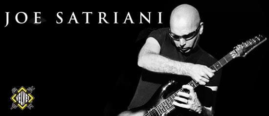 Joe Satriani live al Velvet di Rimini