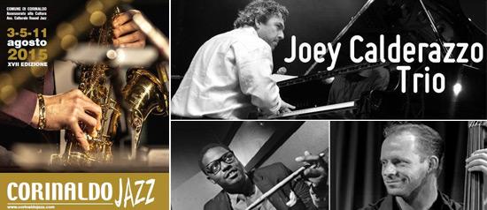 Joey Calderazzo Trio al Corinaldo Jazz
