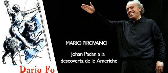 """Johan Padan a la descoverta de le Americhe"" al Teatro Politeama di Lamezia Terme"
