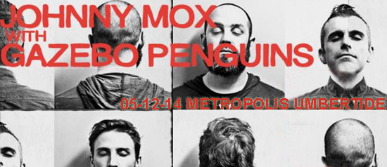 Johnny Mox feat. Gazebo Penguins